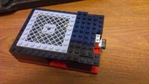 RasperryPi_LegoCase