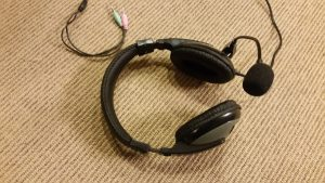 EteckCity Headset with Microphone 3.5mm jacks