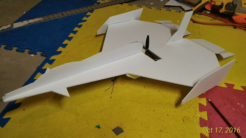 190G RC Airplane